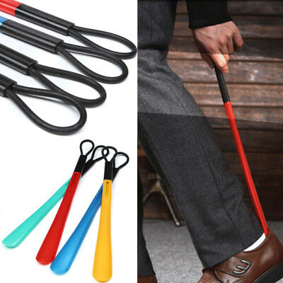 Handle Shoe Horn Shoehorn Flexible Easy Sturdy Slip 2017 Easy To Use Convenience