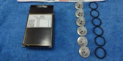 Pressure Washer Genuine Interpump Valve Kit 169 General Pumps Ws1630 T1750 W2530