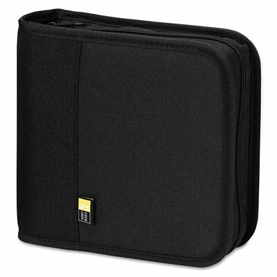 Case Logic CD/DVD Expandable Binder, Holds 24 Discs, Black - CLGBNB24