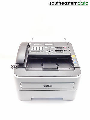 Brother FAX 2840 IntelliFax-2840 High-Speed Laser FAX Machine (Page Count: 2k)