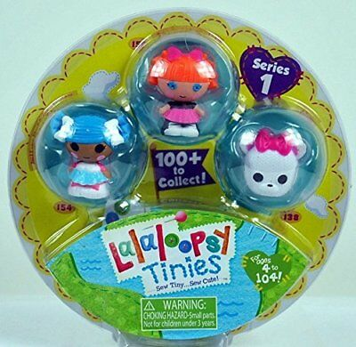 Lalaloopsy Tinies Figures 3 Pack 531531