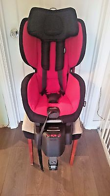 Recaro Optiafix Group 1 Child Car Seat