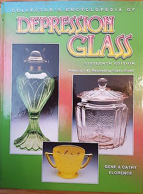 Collectors encyclopedia of Depression Glass Sixteenth Edition
