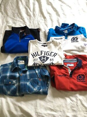 Boys Clothes Bundle 9-10years.