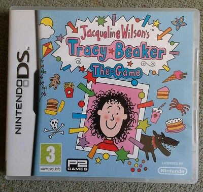 Jacqueline Wilson's Tracy Beaker: The Game (DS) VideoGames