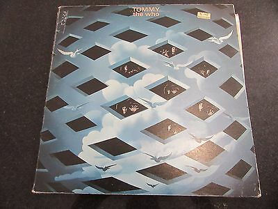 "THE WHO ""TOMMY"" 1969 TRACK 2 x LP SET W/ LIMITED EDITION BOOKLET"