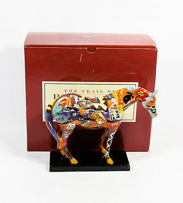 The Trail of Painted Ponies Route 66 Horse Pony Figurine Ellen Sokoloff