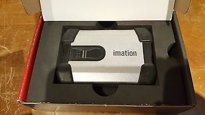 Imation Defender H200 + Biometrics 2.5INCH External Hard Drive 500GB Fips 140-2