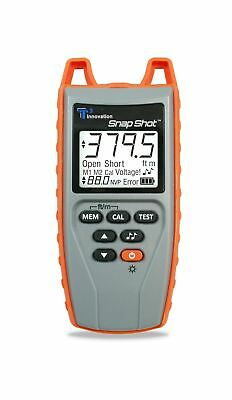T3 Innovation SS200 Snap Shot : fault finding/cable length measurement TDR