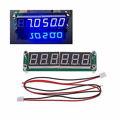 0.1MHz to 65MHz RF 6 Digit Blue Led Signal Frequency Counter Cymometer Tester...