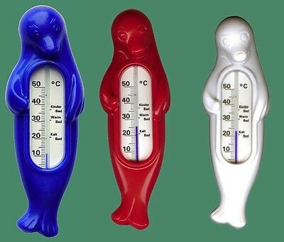 """Badethermometer """"Robbe"""" Babythermometer Thermometer Wasserthermometer TOP!"""