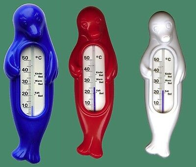"Badethermometer ""Robbe"" Babythermometer Thermometer Wasserthermometer SALE"