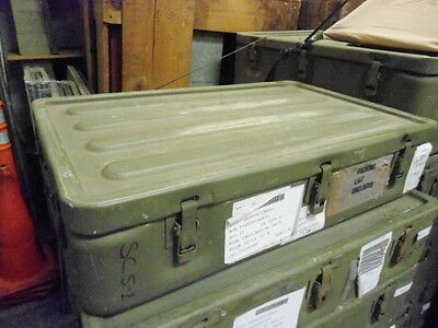 U.S. Military Small Medical Chest