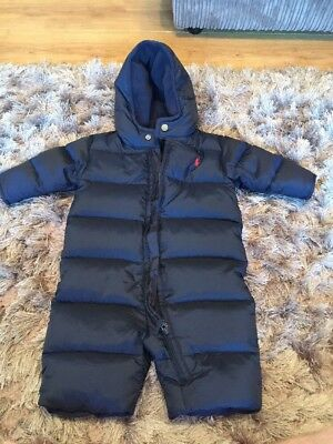 Baby Boys Ralph Lauren Snowsuit