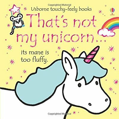 That's not my Unicorn... Board book