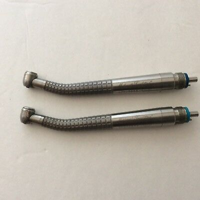 2 Midwest Tradition Handpiece Push Button 4 Hole