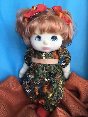 NO DOLL ~ Bulk Of 7 Items ~ Halloween ~ Scarecrow Romper,stockings,hair Bows