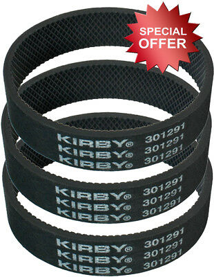 Genuine Kirby Belts 3PK All Models