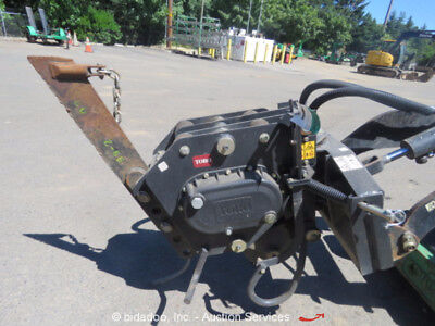 2014 Toro Dingo 22911 Hydraulic Vibratory Plow Attachment Cable Barrier Trencher
