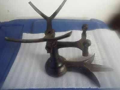 Cast Iron Fsh tail or Crow Foot Scale for parts only