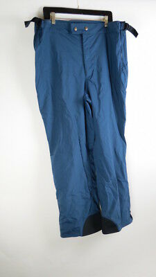 Vintage 80s Columbia blue gore tex pants XL