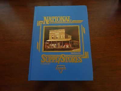 "Oilfield - National Supply Stores ""Blue Book"". An Oilfield Composite Catalog!!"