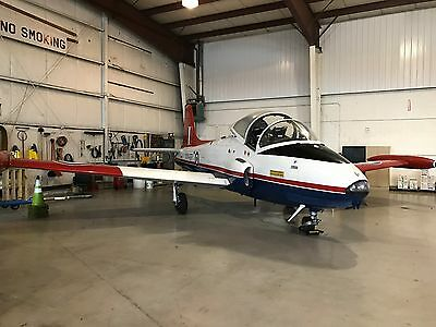 1974 Jet Provost Mk.5A, newest one in the country, ready to fly today!!