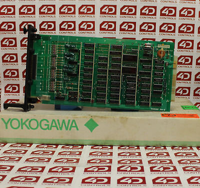 Yokogawa PM1*C DCS Module Card - New Surplus Open