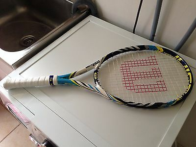 Used Wilson tennis racquets for kids