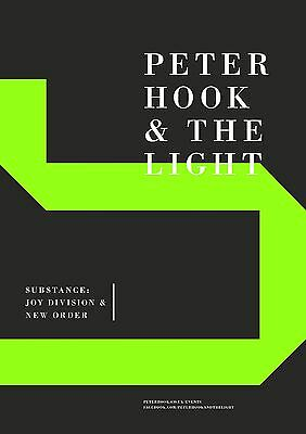 Concert Tickets - Peter Hook & The Light