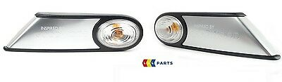 Mini New Oem R56 S Lci Goodwood Rolls Royce Side Turn Signal With Grille Pair