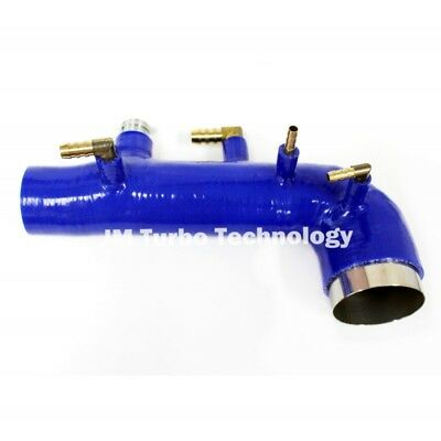 Blue Color Turbo Inlet Silicone Hose for 02-07 WRX / STI / Forester EJ20 EJ25