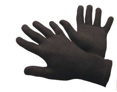MAMMUT Stretch Gloves Black (One Size Fit Most) NEW w/ Tag