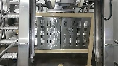 SEE VIDEO AMF High Speed Dough Rotary Divider Rounder - HUGE PRODUCTION CAPACITY
