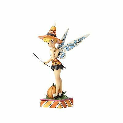 Jim Shore Halloween Disney Tinkerbell Sweet Spell Witch New 2017 4057949