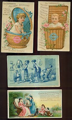 1880's/1890's Advertising Trade Cards Group