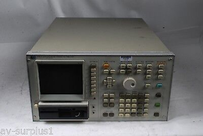 HP Hewlett Packard * 4145A * Semiconductor Parameter Analyzer As Is