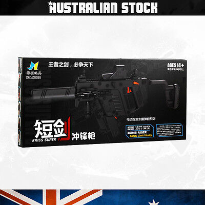 Toy Kriss Vector Gel Ball Blaster Water Toy