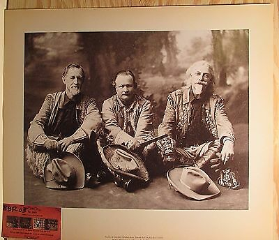 Buffalo Bill Pawnee Bill Buffalo Bill Jones Photograph Print from Cody Museum