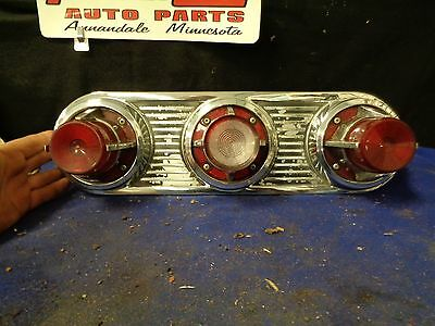 1962 Mercury S-22 Tail Light Assembly With Reverse Light