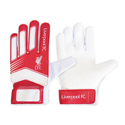 Liverpool Goalkeeper Gloves Kids Fan Gift New Official Licensed Football Product