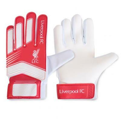 Liverpool Goalkeeper Gloves Youth Gift New Official Licensed Football Product
