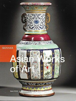 Skinner Chinese Asain Works of Art Boston Post Auction Catalog 2014