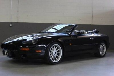 1998 Aston Martin DB7  BEAUTIFUL 1998 ASTON MARTIN DB7 VOLANTE, ONLY 16,327 MILES, JUST SERVICED!!!