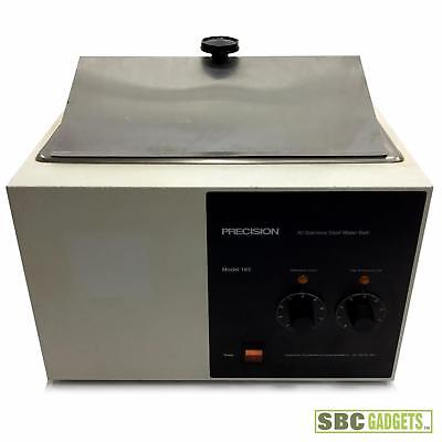 Precision Scientific All Stainless Steel Water Bath 66551 (Model: 183)