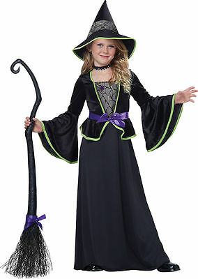 California Costumes Classic Witch Child Costume