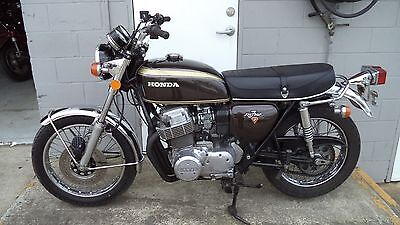 HONDA CB750 K2, great condition, hard to find