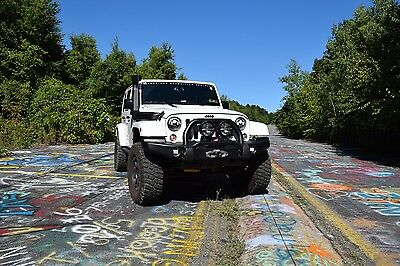 2015 Jeep Wrangler Rubicon 2015 Jeep Wrangler Rubicon AEV JK350 Unlimited Lifted American Expedition