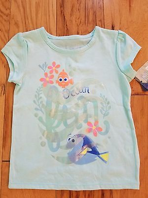 NWT - Girl's Jumping Beans/Disney Finding Dory Shirt Size 3T