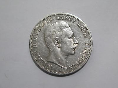 1903 A Germany 5 Funf Mark Deutsches Reich Silver Coin Old World Collection Lot